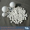high alumina white ball for ceramic ball mill (hardness>9,Al2O3>92%)