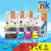 Compatible Inkjet Cartridges, Ink Cartridge for Brother LC980/ LC985 Version B BK/C/M/Y