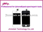 New LCD Display Screen Touch Digitizer Assembly Frame for iPhone 4 4G Black/White
