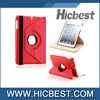 NEW 360 Degree Rotating PU Leather Case Cover with Stand for iPad Mini