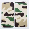 For Apple iPhone 4 4S Camouflage Screen Protector