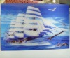 3D Decorative Picture Card for Advertising