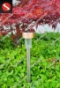 Smart motion sensor solar light garden