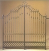 iron crafts wrought iron gates 012