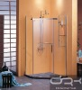 DRK4320 diamond shape bathroom shower enclosure