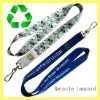 PET recycle lanyard