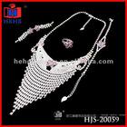 fashion indian wedding jewelry set