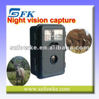 HD 720P Outdoor Invisible IR Trail Camera Hunting Camera Wild Animal Track Photo&Video Capturer