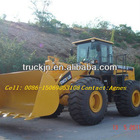 6T Wheel Loader with 3.5M3 Bucket Capacity