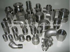 TP304 stainless steel threaded pipe fittings