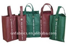 pp non woven fabric wine bottle bags