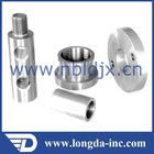 Knurled Stainless Steel Parts