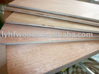 chinese CE certificated Green poplar plywood with high quality and low price