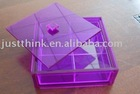 acrylic storage box,plexiglass box,acrylic case