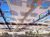 solar shade fabric for engineering
