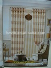 2012 new design fabric curtain,100% polyester