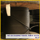 18*7+FC/IWS no-rotating steel wire rope with many layers(Ungalvanized and galvanized)
