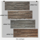 New digital decorative cork wall tiles in china 175*500mm