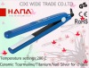 Professional LCD hair straightener with memory function