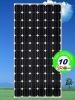 160-210 w solar panel