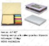 sticky note set calculator gift