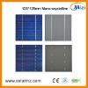 High efficiency mini solar cell 125*125mm solar cell panel CE,ROSH,TUV,UL......