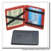 flip Magic wallet promotion leather handmade wallets