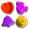 2012 brilliant and high quality silicone cake mould