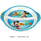 children melamine dinner plate