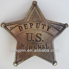 dodge sheriff deadwood DEPUTY US MARSHALL ranger BADGE