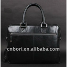 2012 computer leather bags for men