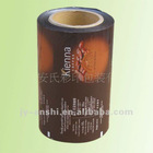 Automatic food packaging roll film