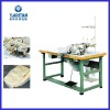 Multi functional Flanging Overlock Machine