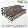 single or double metal bed frame