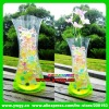 More than 1000 styles top quality new arrival FREE SAMPLES mix styles&colors foldable pvc flower vase