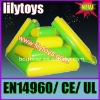 Latest Inflatable water iceberg games /water toys