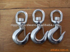 322 steel eye slip swivel hook in rigging hardware
