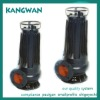 cutting-type sewage submersible pump