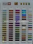 M type metallic lurex yarn