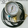 Tomasetto type CNG pressure gauges