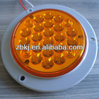 Round Semi Trailer LED Turn Signal light
