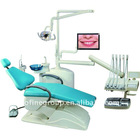 Top Mounted Dental Chair,Dental Chair Unit (CE approved )