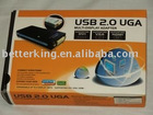 USB 2.0/VGA / DVI / HDMI multi-display Adapter