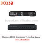 8ch Full D1 Recording H.264 network CCTV DVR recorder