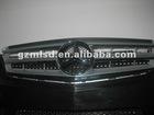 carbon fiber/pu/pp/fiber glass/auto parts/abs grille for w204