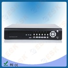 Economical 4-CH Realtime Standalone DVR with Network