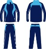 custom polyester man's track suit