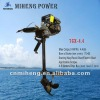 4-stroke MIHENG 6HP Gasoline outboard motor(4HP-20HP)