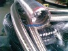 stainless steel wire braiding flexible hose