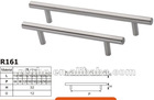 stainless steel lever handle,ss solid handle,security door handle